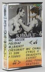Sport 6 - кассеты с играми для ZX Spectrum