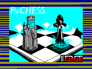 Psi Chess — ZX SPECTRUM GAME ИГРА