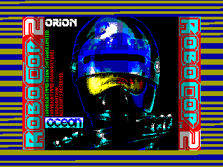 RoboCop 2 — ZX SPECTRUM GAME ИГРА
