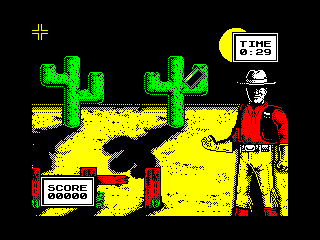 Billy the Kid — ZX SPECTRUM GAME ИГРА