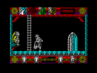 LONE WOLF — ZX SPECTRUM GAME ИГРА