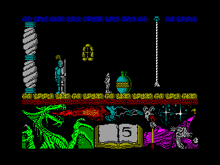Nonamed — ZX SPECTRUM GAME ИГРА
