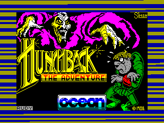 Hunchback - The Adventure — ZX SPECTRUM GAME ИГРА