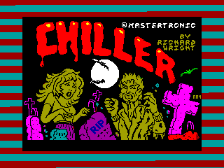 Chiller — ZX SPECTRUM GAME ИГРА