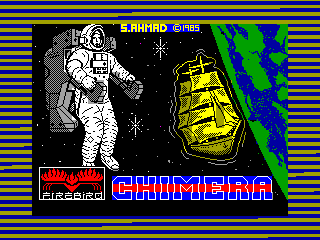 Chimera — ZX SPECTRUM GAME ИГРА