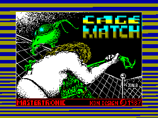 Cage Match — ZX SPECTRUM GAME ИГРА