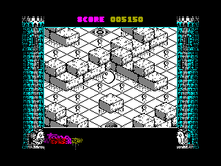 Mad Mix 2 — ZX SPECTRUM GAME ИГРА