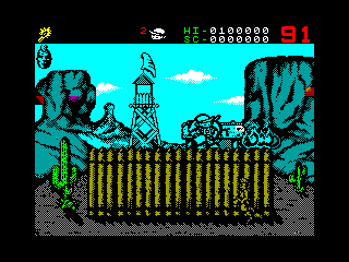 Hammer Boy — ZX SPECTRUM GAME ИГРА