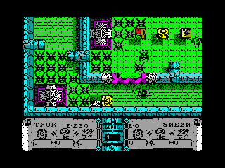 DANDY — ZX SPECTRUM GAME ИГРА