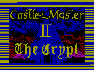 CASTLE MASTER 2 — ZX SPECTRUM GAME ИГРА