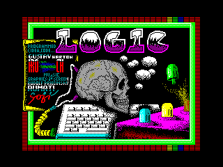 LOGIC — ZX SPECTRUM GAME ИГРА