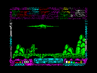 Curro Jimenez — ZX SPECTRUM GAME ИГРА