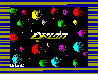 Exolon — ZX SPECTRUM GAME ИГРА