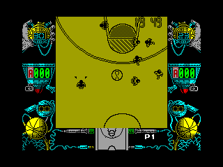 DRAZDEN PETROVIC BASKET — ZX SPECTRUM GAME ИГРА