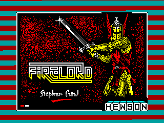 Firelord — ZX SPECTRUM GAME ИГРА