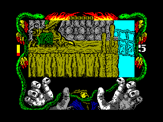 Senda Salvaje — ZX SPECTRUM GAME ИГРА