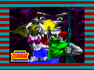 King Kong — ZX SPECTRUM GAME ИГРА