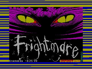 Frightmare — ZX SPECTRUM GAME ИГРА