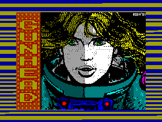 Gunhed — ZX SPECTRUM GAME ИГРА
