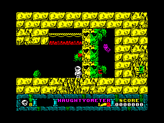 Jack the Nipper — ZX SPECTRUM GAME ИГРА