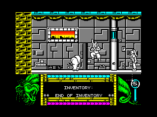 Kendo Warrior — ZX SPECTRUM GAME ИГРА