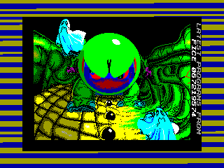 MAD MIX — ZX SPECTRUM GAME ИГРА