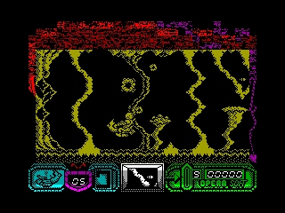 MUTANT ZONE 2 — ZX SPECTRUM GAME ИГРА