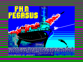 P.H.M. Pegasus — ZX SPECTRUM GAME ИГРА