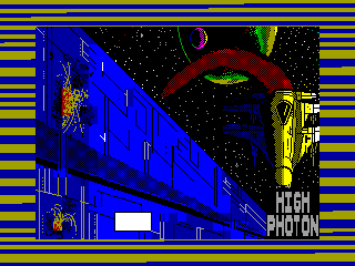 Photon — ZX SPECTRUM GAME ИГРА