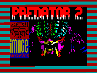 Predator 2 — ZX SPECTRUM GAME ИГРА