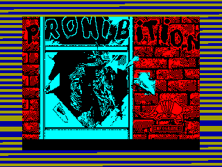 Prohibition — ZX SPECTRUM GAME ИГРА