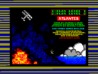 Seahawk — ZX SPECTRUM GAME ИГРА