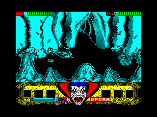 SIRWOOD 2 — ZX SPECTRUM GAME ИГРА