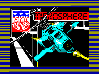 Sky Ranger — ZX SPECTRUM GAME ИГРА