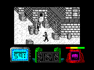 Vendetta — ZX SPECTRUM GAME ИГРА