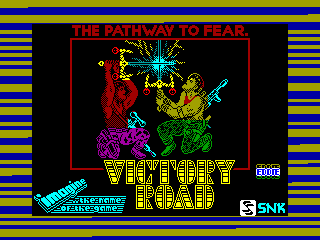 Victory Road — ZX SPECTRUM GAME ИГРА