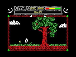 Dizzy X: Journey to Russia — ZX SPECTRUM GAME ИГРА