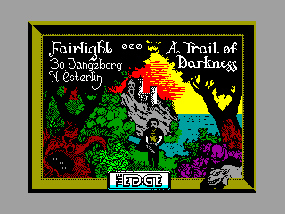Fairlight II — ZX SPECTRUM GAME ИГРА