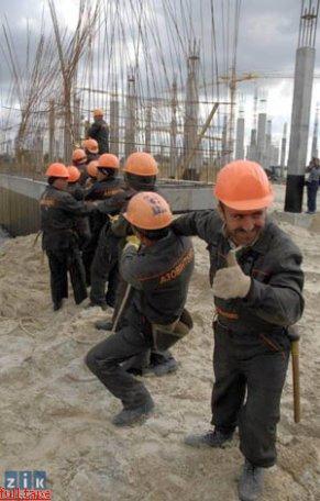 Стадион к «Евро-2012» во Львове строят турки.
