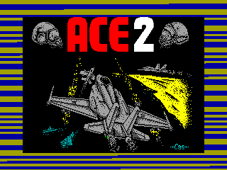 ACE 2 — ZX SPECTRUM GAME ИГРА
