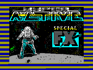 Hyper Active — ZX SPECTRUM GAME ИГРА