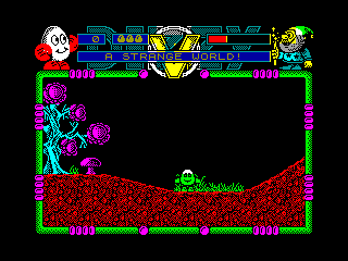 Spellbound Dizzy — ZX SPECTRUM GAME ИГРА