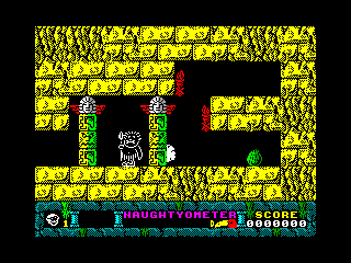 Jack the Nipper II: In Coconut Capers — ZX SPECTRUM GAME ИГРА