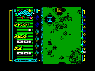 Xarax — ZX SPECTRUM GAME ИГРА